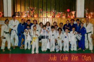 Grupo piccoli judoka